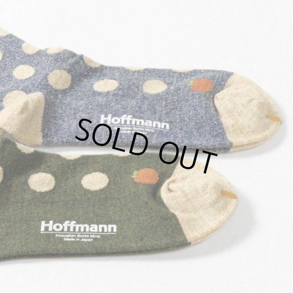 画像1: Hoffmann / ホフマン こたつでみかんソックス 2colors (1)